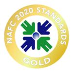 NAFC 2020 Standards Gold Rating