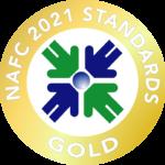 NAFC 2021 Standards Gold Rating